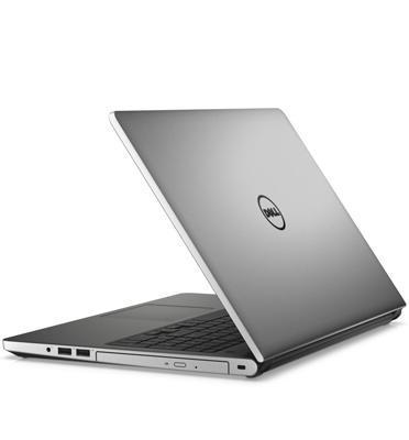 """מחשב נייד """"15.6 8GB מעבד Intel® Core™ i5-8250U תוצרת DELL דגם INSPIRON N5570-5188"""