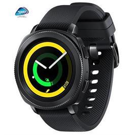 """.שעון יד חכם מסך Super AMOLED מעוגל בגודל """"1.2 מבית SAMSUNG דגם Gear Sport R600"""