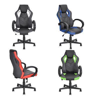 כסא סופר-גיימר מטורף לבית או למשרד,לבן המתבגר או למבוגר הצעיר דגם סופר גיימר מבית HOMAX