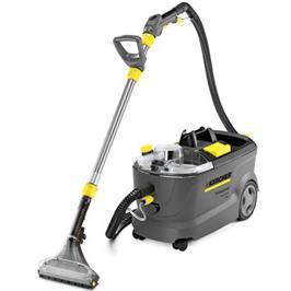 מכשיר יניקה הזרקה אשר מנקה שטיחים במהירות וביעילות מבית KARCHER דגם PUZZI 10/2