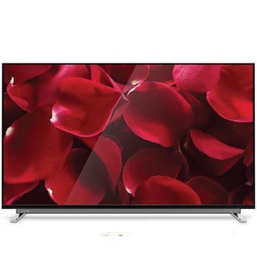 """טלויזיה """"55 Ultra HD 4K Android TVתוצרת TOSHIBA דגם 55U7750VQ"""