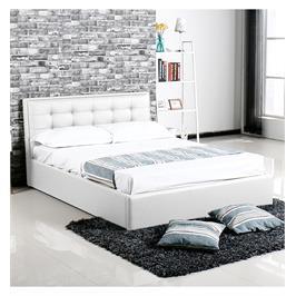מיטה זוגית אלגנטית 190*160 עם ארגז מצעים מרווח קל לתפעול מבית Vitorio Divani דגם אלסינה