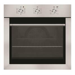 תנור אפיה בנוי נפח 64 ליטר בעיצוב יוקרתי 9 תוכניות גימור נירוסטה תוצרת LACASA דגם B6603ZERM