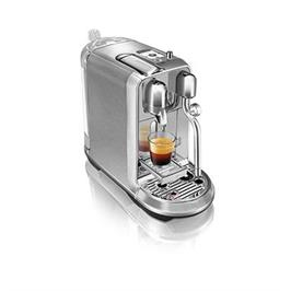 מכונת קפה CREATISTA PLUS פלדת אל חלד מבית NESPRESSO דגם J520