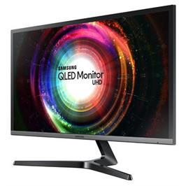 """מסך מחשב """"28 4K ULTRA HD בעיצוב מלוטש מדהים עם תכונות מתקדמות תוצרת SAMSUNG דגם U28H750UQM"""