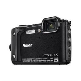 מצלמה קשיחה קומפקטית  16MP זום X5 מבית NIKON דגם COOLPIX W300 - אחריות יבואן רשמי!