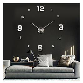 שעון קיר תלת מימדי מעוצב דגם 12S005