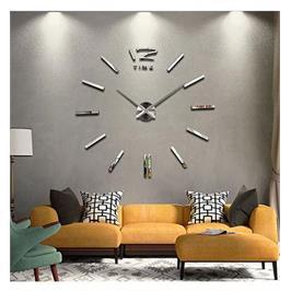 שעון קיר תלת מימדי מעוצב דגם 12S003