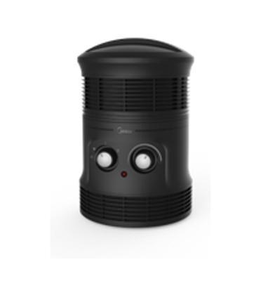 מפזר חום עגול קרמי  תוצרת MIDEA דגם HEM-9106