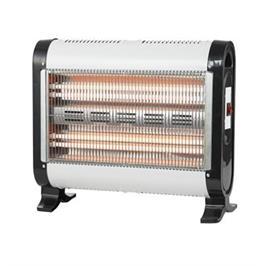 תנור חימום עוצמתי בעל 4 גופי חימום מגוורץ תוצרת HMILTON דגם HEM-950