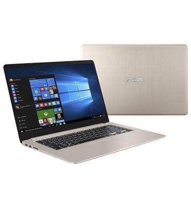 """מחשב נייד """"15.6 16GB מעבד Intel® Core™ i7-8550U תוצרת ASUS דגם S510UQ-BQ487T"""