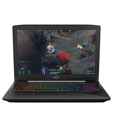 """מחשב נייד """"15.6 32GB מעבד Intel® Core™ i7-7700HQ תוצרת ASUS דגם GL503VM-ED151T"""