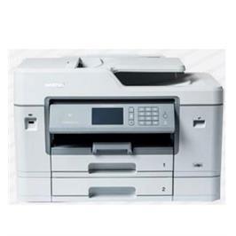מדפסת משולבת דיו צבעונית מקצועית תוצרת BROTHER דגם MFC-J6935DW