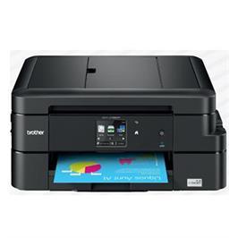 מדפסת משולבת דיו צבעונית אישית לעומס עבודה גדול תוצרת BROTHER דגם DCP-J785DW