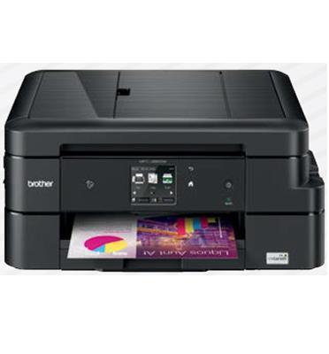 מדפסת משולבת דיו צבעונית אישית לעומס עבודה גדול תוצרת BROTHER דגם MFC-J985DW