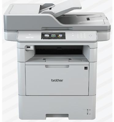 מדפסת משולבת לייזר ש/ל לעסקים ולארגונים גדולים תוצרת BROTHER דגם MFC-L6800DW