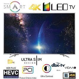 """טלוויזיה """"65  ULED 4k Ultra HD SMART LED TV תוצרת Hisense. דגם 65M7030UWG"""
