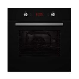 תנור אפייה בנוי תא אפייה 65 ליטר בעל ציפוי אמייל לניקוי קל 9 תוכניות תוצרת Midea דגם 65DAE40041