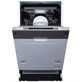 מדיח כלים צר אינטגרלי מלא ל- 12 מערכות כלים 6 תוכניות תוצרת Midea דגם WQP87714E