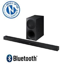 """מקרן קול אלחוטי 320W+Bluetooth+סאב ואפר אלחוטי עוצמתי במיוחד """"7 תוצרת SAMSUNG דגם HW-M450"""