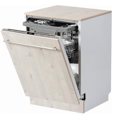 מדיח כלים רחב אינטגרלי ל-14 מערכות כלים 6 תוכניות תוצרת DELONGHI דגם WMD84I