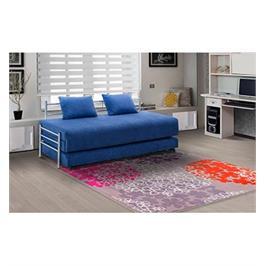 ספת ילדים ונוער על קל נפתחת למיטה זוגית תוצרת LEONARDO דגם שובל