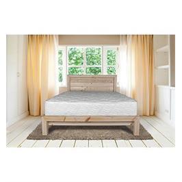 מיטה זוגית עשויה מעץ אורן מלא + מזרן מתנה מבית אולמפיה דגם 5016
