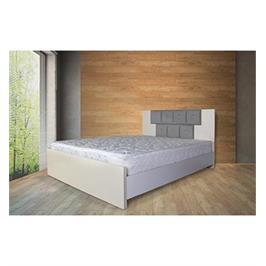 מיטה זוגית עשויה מלמין יצוק מבית אולמפיה דגם 7006