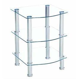 שולחן קפה מסדרת רהיטי הזכוכית של Homax בעיצוב צעיר ומיוחד דגם  רימיני