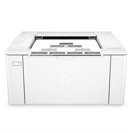 מדפסת לייזר עד 22 דפים לדקה תוצרת HP דגם Pro M102w