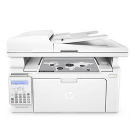 מדפסת לייזר עד 22 דפים לדקה תוצרת HP דגם Pro M130fn MFP