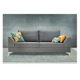מערכת ישיבה 3+2 מעוצבת בסגנון מודרני בעלת מגע נעים וקל לניקיון מבית ויטוריו דיואנוי דגם פרוטאה