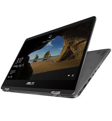"""מחשב נייד """"14 8GB מעבד Intel® Core™  i7-8550U תוצרת ASUS דגם UX461UA-E1060T"""