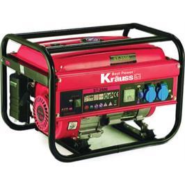 גנרטור בנזין בהספק 2200W מנוע תערובת 4 פעימות מבית  KRAUSS דגם KR-2500