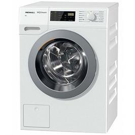 """מכונת כביסה פתח חזית 7 ק""""ג 1400 סל""""ד מסדרת W1 תוצרת Miele דגם WDB030 יבואן רשמי!"""