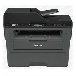 מדפסת לייזר קומפקטית משולבת סורק, מכונת צילום ופקס תוצרת Brother דגם MFCL2710DW