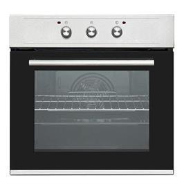 תנור אפיה בנוי 65  ליטר 8 תכניות ניקוי פנימי ייחודי תוצרת Normande דגם KL-50x