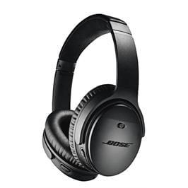 אוזניות אלחוטיות BLUETOOTH תוצרת .BOSE דגם Quietcomfort QC35 II
