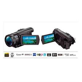 מצלמת וידאו היי-דפנישן High End צילום תמונות סטילס 14.2MP,תוצרת SONY דגם HDR-CX900EB