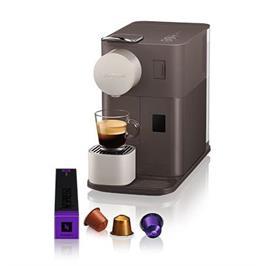 מכונת קפה Lattissima One מבית Nespresso בגימור חום מוקה דגם -F111-BW