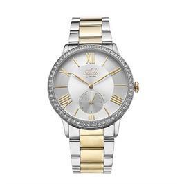 שעון יד טוטון אופנתי לאישה עם זכוכית ספיר עמיד במים עד 50 מטר מבית ADI דגם 17-1K93-483