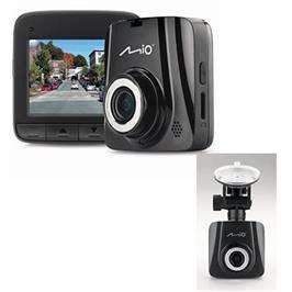 מצלמת דרך full HD 1080p  עדשה רחבה ניהול הקלטות קל וידידותי דרך המחשב מבית MIO דגם C300