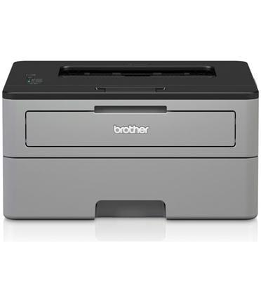 מדפסת לייזר קומפקטית A4 מהירות הדפסה עד 30 דפים לדקה תוצרת Brother דגם HL-L2310D