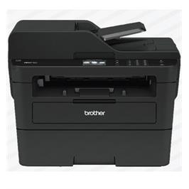 מדפסת לייזר קומפקטית משולבת סורק, מכונת צילום ופקס תוצרת Brother דגם MFC-L2730DW