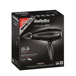 מייבש שיער מקצועי +מתנה לרוכשים מברשת מבית BABYLISS דגם E6604BR