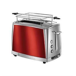 מצנם חשמלי אדום מסדרת LUNA מבית RUSSELL HOBBS דגם 23220-56