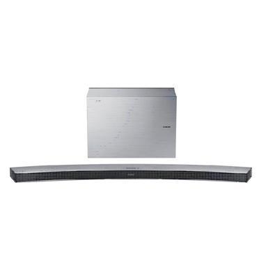 """מקרן קול אלחוטי קעור 320W +Bluetooth + סאב ואפר אלחוטי עוצמתי """"7 מבית SAMSUNG דגם HW-J6001-R"""