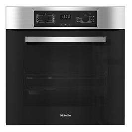 """תנור אפייה בנוי 60 ס""""מ 76 ליטר תוצרת Miele דגם H2267B CLST"""