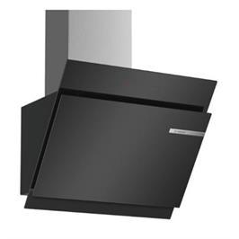 """קולט אדים ארובה 60 ס""""מ זוויתי זכוכית שחורה תוצרת BOSCH דגם DWK67JM60"""