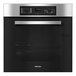 תנור בישול ואפייה פירוליטי עם טיימר וחלל בישול פנימי ענק בנפח 76 ליטר תוצרת Miele דגם H2267BP